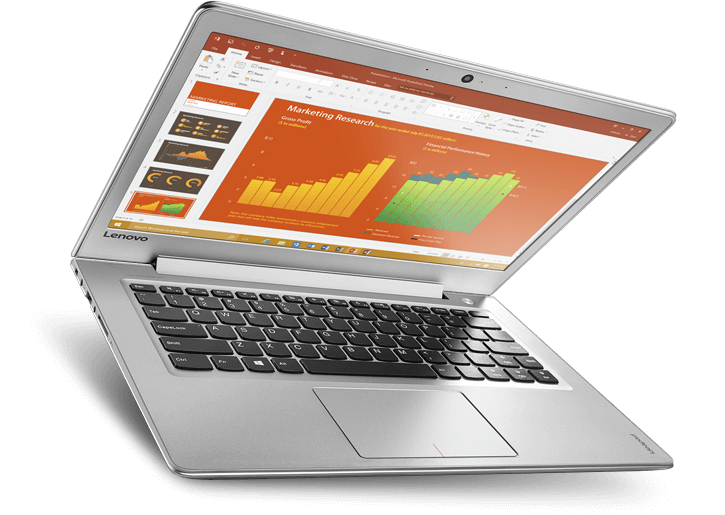 IdeaPad 510S 14'' - Red