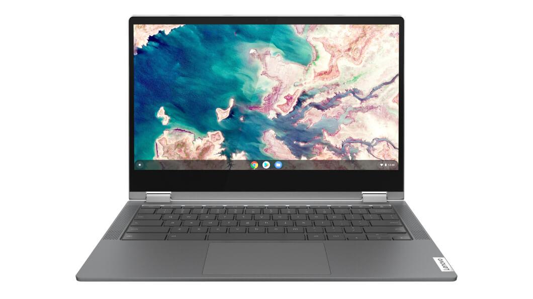 Lenovo IdeaPad 5 Flex Chromebook front view