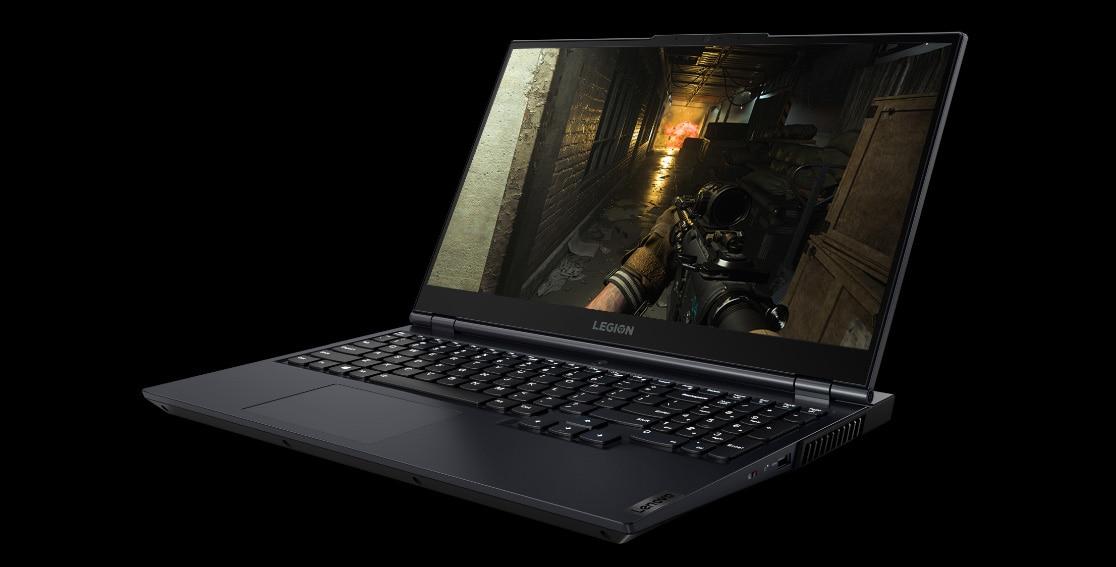 Legion 5 (15″ AMD)  Hero Lenovo AI Engine