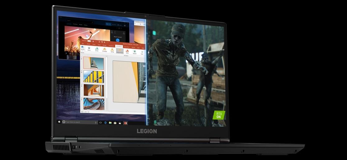 🦂 Lenovo Legion 5 ⚡ Ryzen 7 4800H NVIDIA Gtx 1660Ti 6Gb 512GB SSD 16GB RAM - procesadores-amd, portatiles-con-graficadora, equipos-para-estudiantes, equipos-gamers, computadores-portatiles, computadores-con-graficadora, amd-ryzen-7, asys-computadores-asyscom - lenovo laptop legion 5 15 amd subseries feature 7