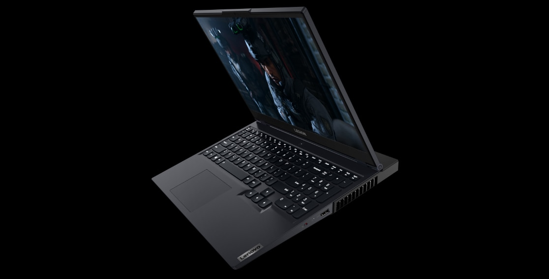 Legion 5 (15″ AMD) Right Profile