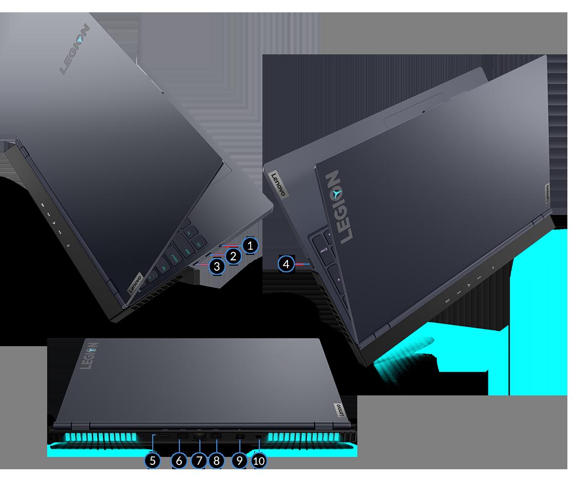 "Máy tính xách tay Lenovo Legion 7i | Máy tính xách tay gaming 15.6"" | Lenovo  Viet Nam"