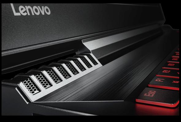 Lenovo Legion Y520 Speaker Detail