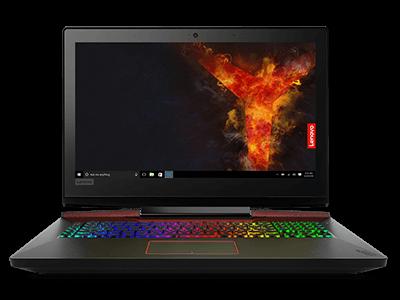 Lenovo Legion Y920 17-inch gaming laptop
