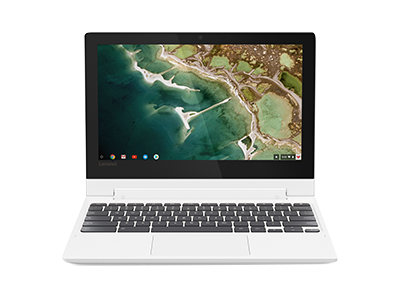 Lenovo Chromebook C330 front view