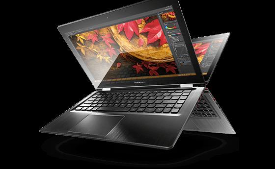 Lenovo Yoga 500 (14) | Atrakcyjny cenowo, cienki i lekki