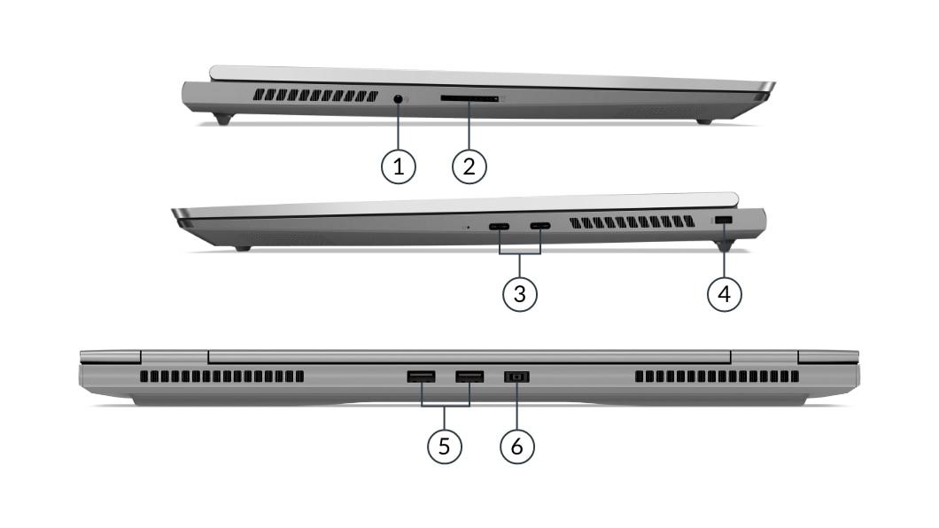 Lenovo ThinkBook 16p G2 ACH-9