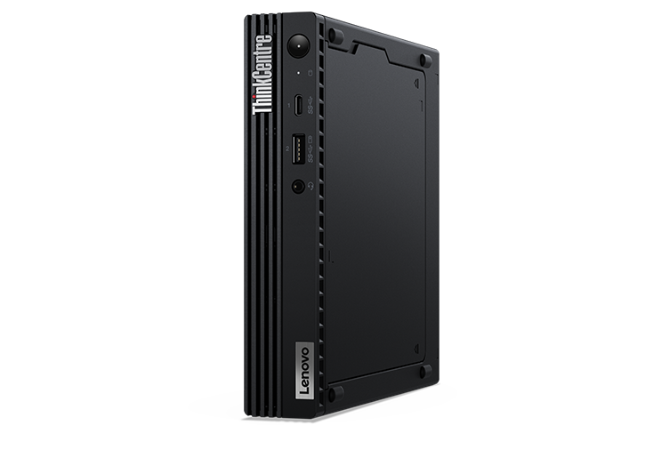 Lenovo ThinkCentre M75q Gen 2 side view
