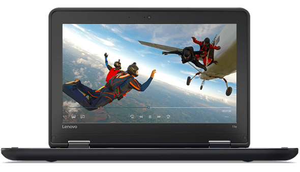 Lenovo ThinkPad 11e (4th Gen) Front View