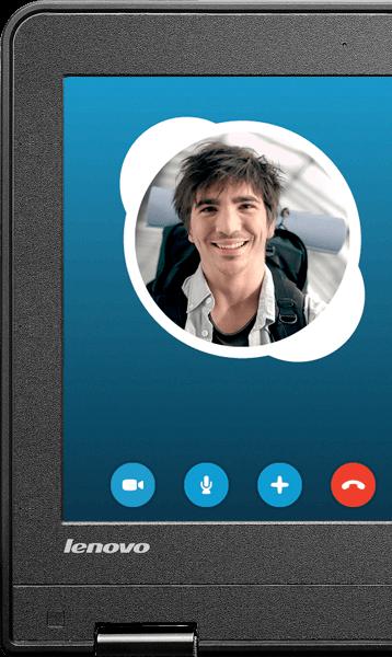 Cámara web de alta definición de 720p con función de seguimiento facial