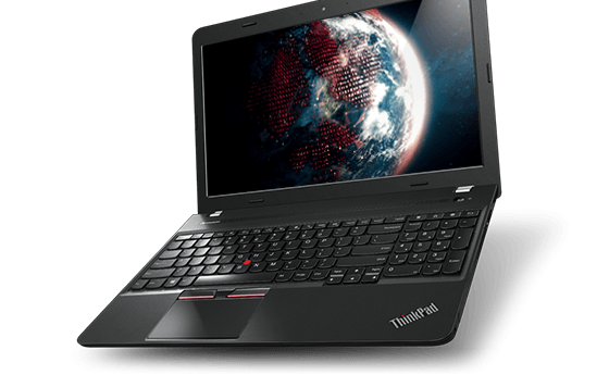 ThinkPad E555 laptop