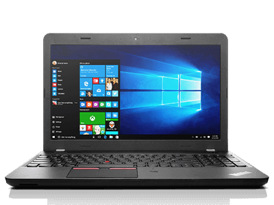 lenovo laptop thinkpad e560 front