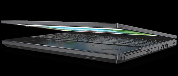 Explosieve kracht vanaf het moment dat je je laptop opent.