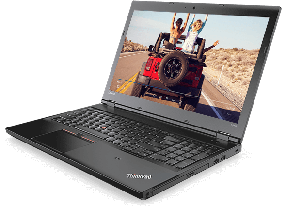 Lenovo ThinkPad L570 Front Right Side View