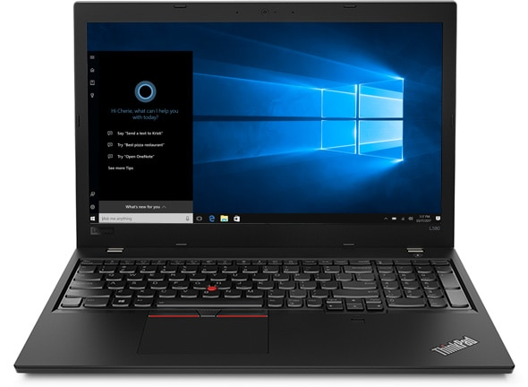 ThinkPad L580 15.6-inch versatile business laptop