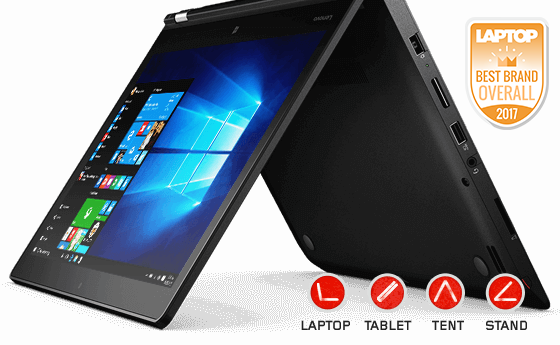 ThinkPad P40 Yoga 2-in-1 laptop