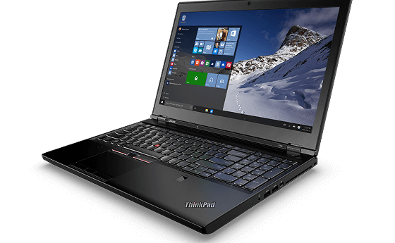 Lenovo Laptop ThinkPad P50