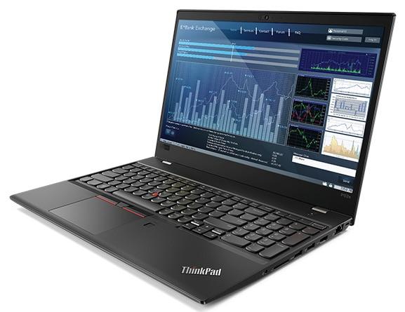 Vue avant du Lenovo ThinkPad 52s