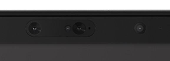Lenovo ThinkPad 52s camera closeup