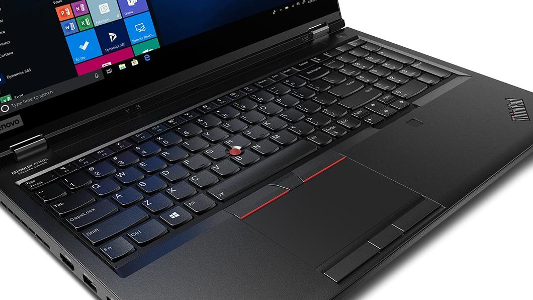 ThinkPad P53製品画像