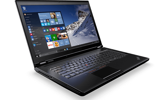 ThinkPad P70 Mobile Workstation