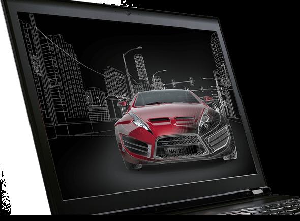 Chi tiết hiển thị Lenovo ThinkPad P71