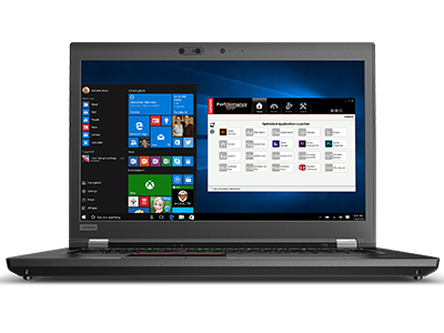 ThinkPad P72 (17.3'', Intel)