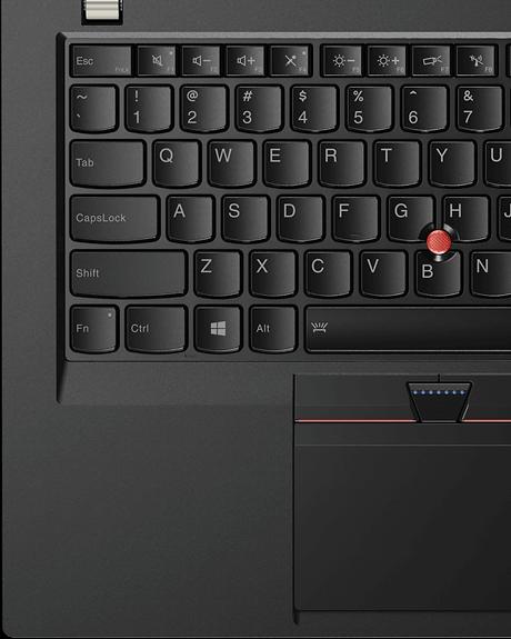 Teclado empresarial Ultrabook de ThinkPad T460s
