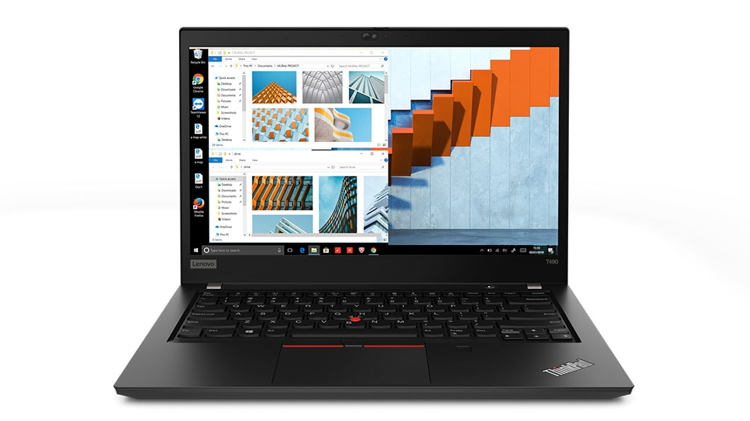 Thinkpad T490 Laptop For Wfh Or Business Lenovo Us
