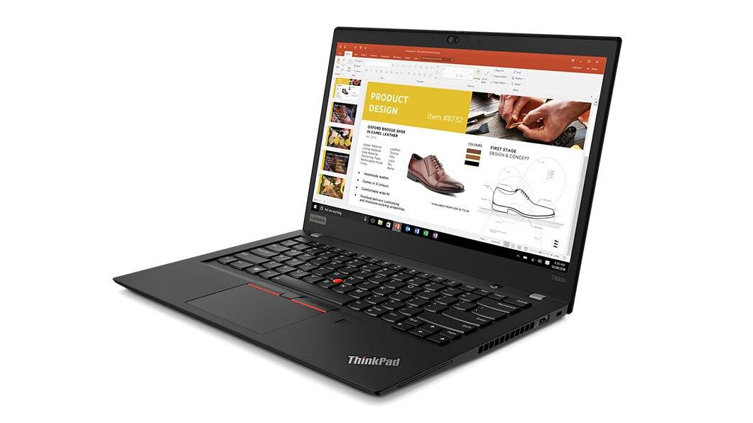 3220ec74bae Lenovo ThinkPad T490s | Thin, light, & packed with features | Lenovo ...