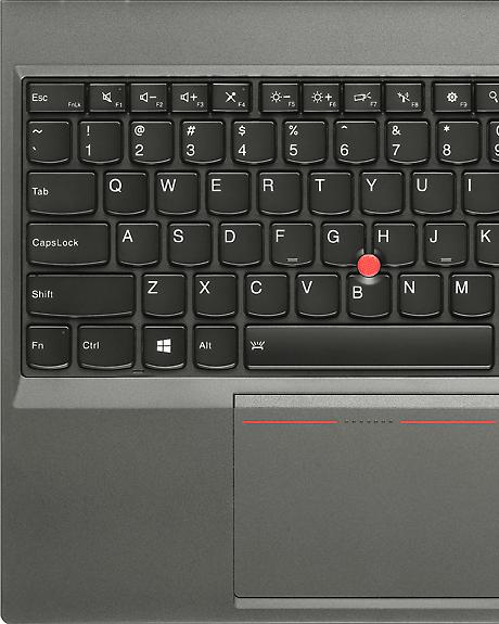Precyzyjna klawiatura zoptymalizowana dla systemu Windows 8