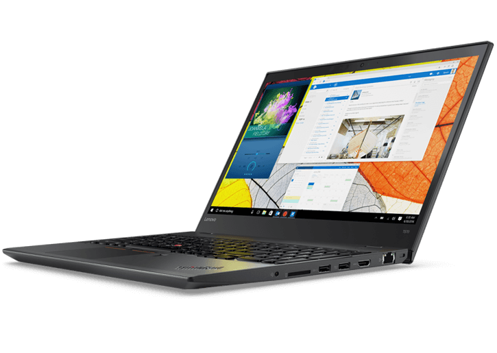 "ThinkPad T570 - 15.6"" Business Laptop"