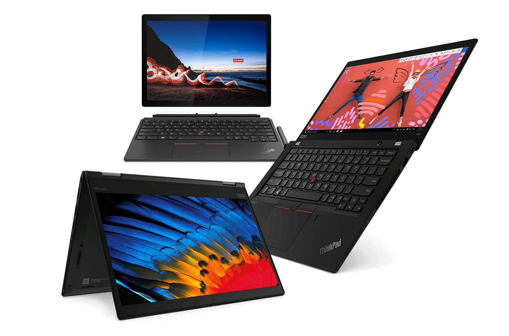 Lenovo ThinkPad X series family of products