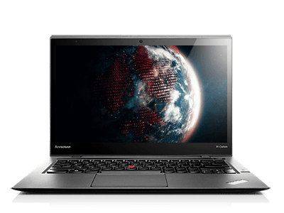 ThinkPad X1 Carbon laptop