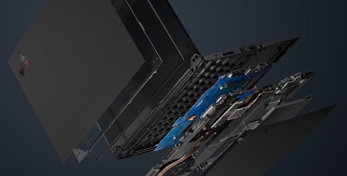 Lenovo ThinkPad X1 Carbon i7-10510U 16GB DDR3 512GB SSD Integrated Intel Graphics 14.0″ FHD Win10 Pro 64 3Yr Premier Support Halo – 20U9007AAD 8