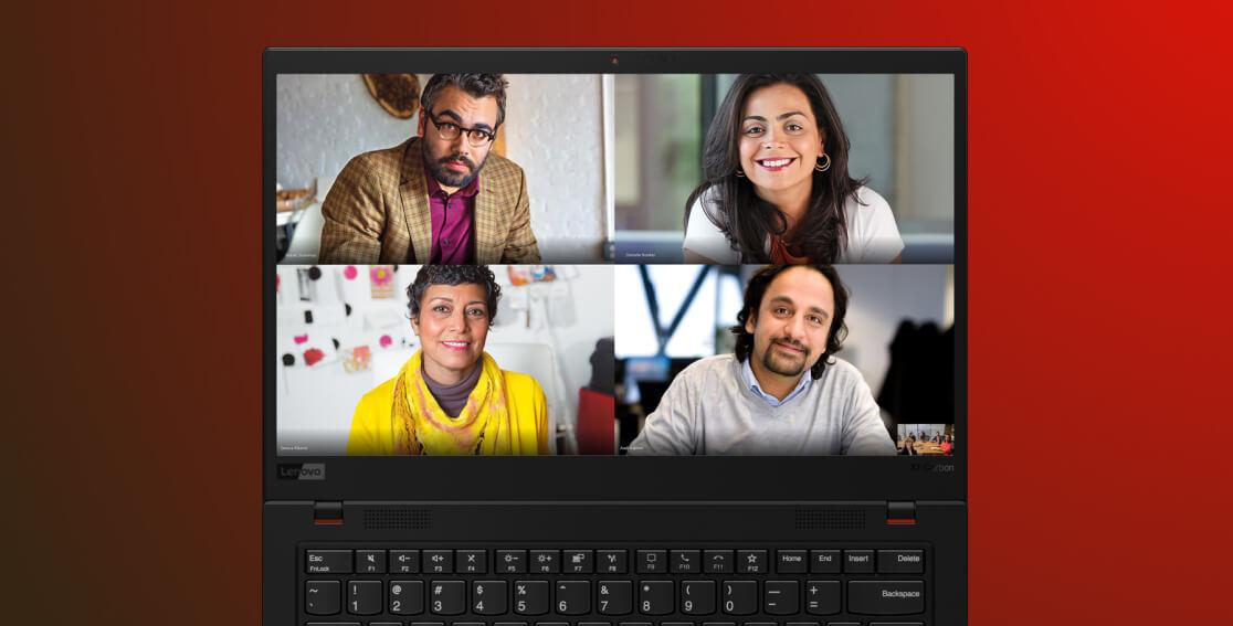 Lenovo ThinkPad X1 Carbon i7-10510U 16GB DDR3 512GB SSD Integrated Intel Graphics 14.0″ FHD Win10 Pro 64 3Yr Premier Support Halo – 20U9007AAD 9