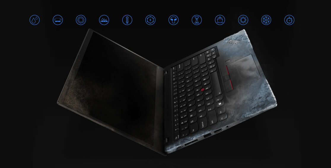 Lenovo ThinkPad X1 Carbon i7-10510U 16GB DDR3 512GB SSD Integrated Intel Graphics 14.0″ FHD Win10 Pro 64 3Yr Premier Support Halo – 20U9007AAD 11