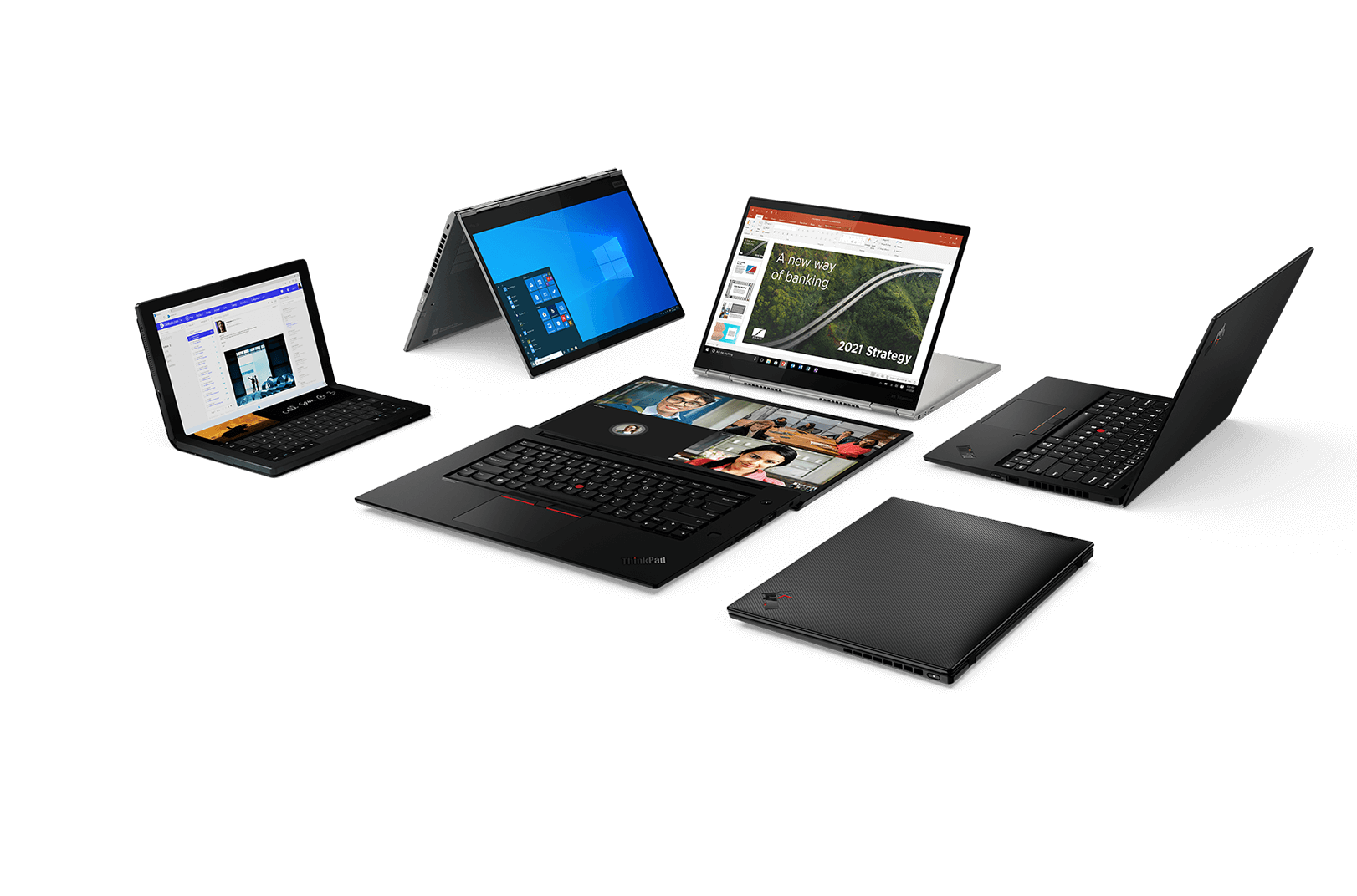 Lenovo ThinkPad X1 Series family of laptop computers
