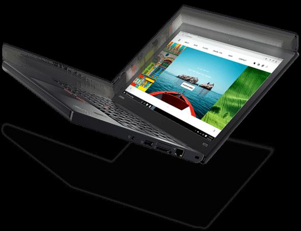 Lenovo ThinkPad X270 Free Falling