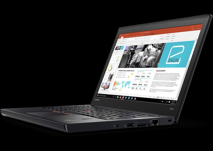 """ThinkPad X270 - Portátil empresarial de 12,5"""""""