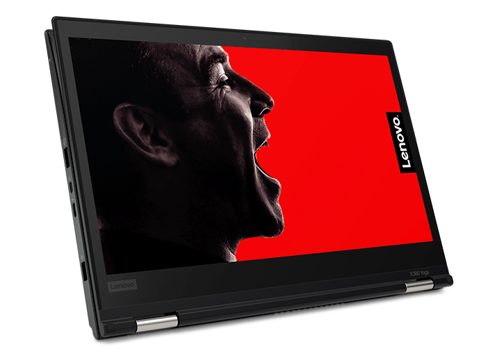 ThinkPad X380 Yoga - Black