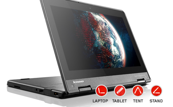 ThinkPad Yoga 11e Multimode Chromebook