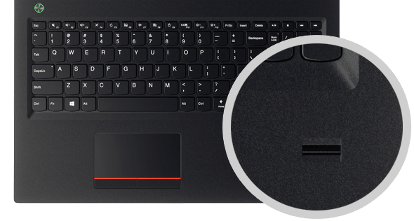 Lenovo laptop v310 15 fingerprint reader feature image