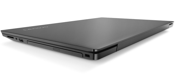 Lenovo V330 (15) closed, back right side view