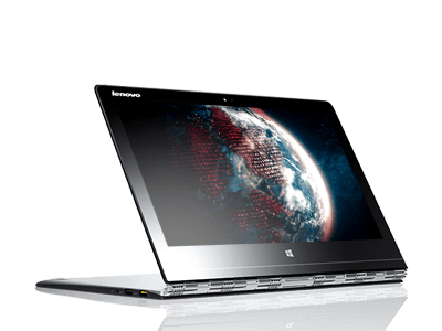 Yoga 900 Series 2-in-1 Laptops: