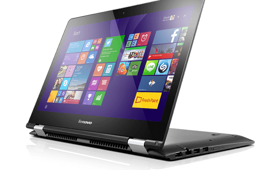 Yoga 500 windows 10 laptop lenovo india for Housse lenovo yoga 500