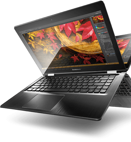 Yoga 500 80N4015PIN Black
