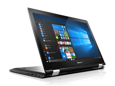 Lenovo laptop yoga 500 series list image