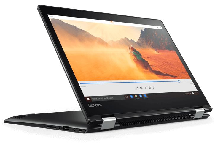 "Lenovo YOGA 510 (14"") Convertible AMD Laptop"
