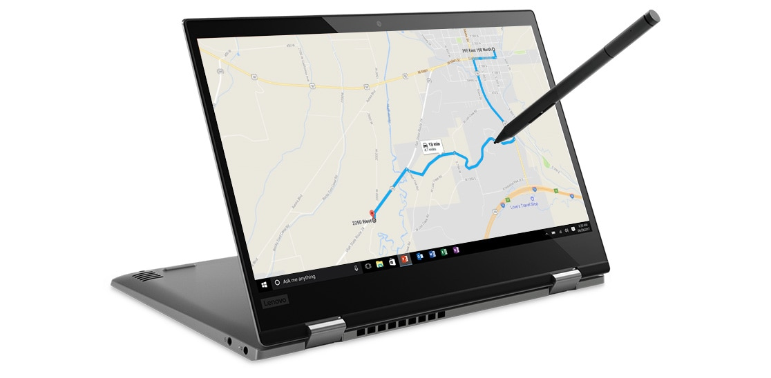 how to connect lenovo active pen